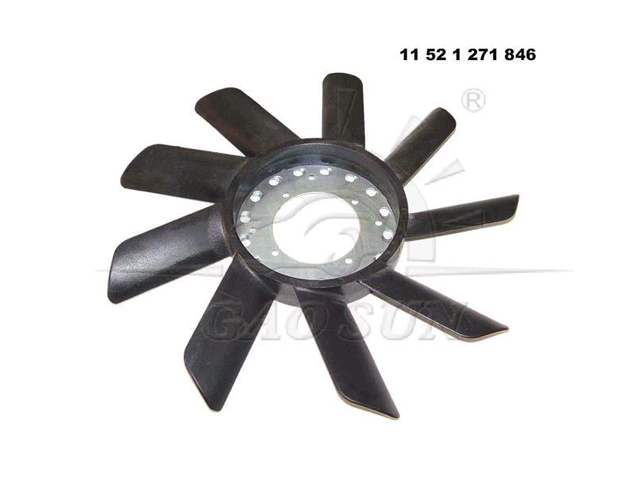 Fan Wheel, Engine Cooling (Fan Blade)